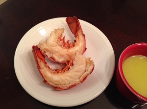 Easy Lobster tails from sleevers.wordpress.com