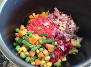 Easy Pressure Cooker Chili
