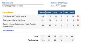 "banana protein ""pancakes"" www.sleevers.wordpress.com"